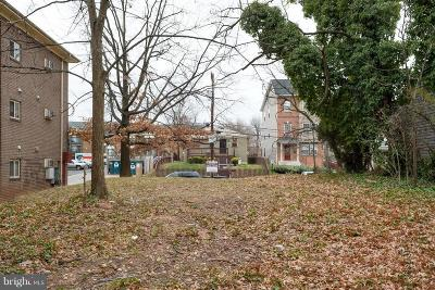 Residential Lots & Land Under Contract: 5308 E Street SE