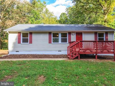 Spotsylvania Rental For Rent: 5819 Stanfield Road