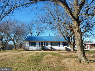 Wicomico County Farm For Sale: 5866 Forest Grove Road