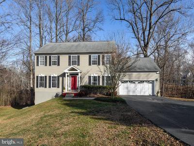 Chesapeake Beach Single Family Home For Sale: 3335 Blue Heron Drive N