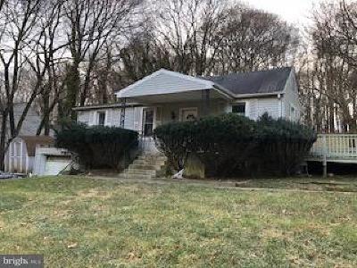 Randallstown Single Family Home For Sale: 9313 Colorado Avenue