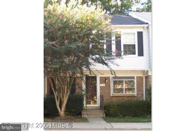 Gaithersburg Townhouse Under Contract: 304 Wye Mill Court