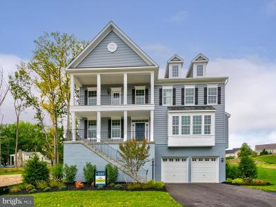 Triangle Single Family Home For Sale: Stoney Ridge Place
