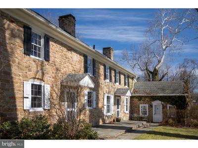 Bucks County Single Family Home For Sale: 2725 Aquetong Road