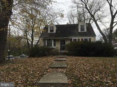Upper Marlboro Single Family Home For Sale: 14615 Crescent Drive