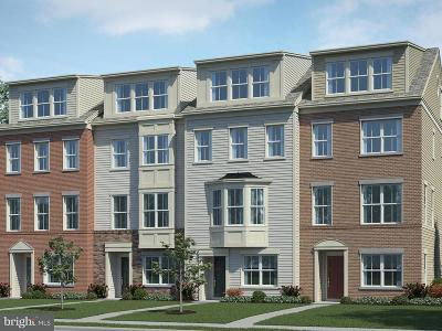 Hanover Townhouse For Sale: 7094 Banbury Drive