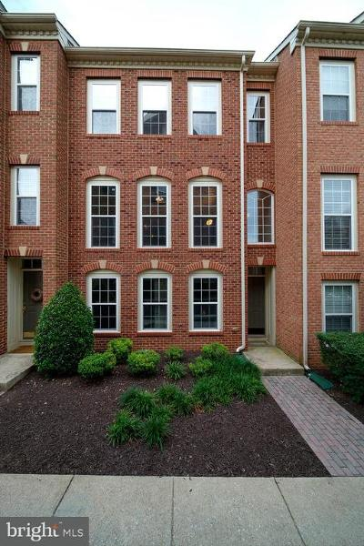 Perry Hall Townhouse For Sale: 5036 Cameo Terrace