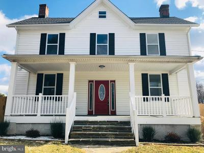 Randallstown Single Family Home For Sale: 3601 Rusty Rock Road