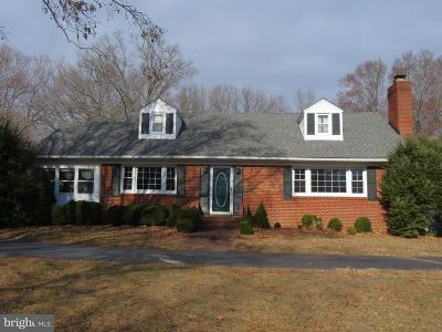 Indian Head Single Family Home For Sale: 3705 Mount Aventine Road