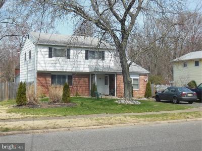 Moorestown Single Family Home For Sale: 9 Crider Avenue