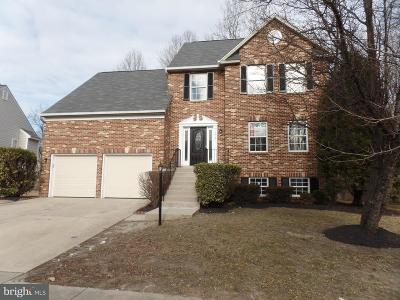 Upper Marlboro Single Family Home For Sale: 1410 Canadien Geese Court