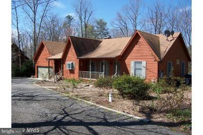 Lusby Single Family Home For Sale: 12405 Hg Trueman Road