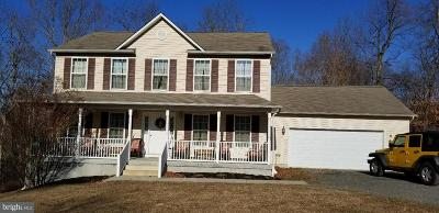Huntingtown Single Family Home Under Contract: 4040 Hamp Lee Drive