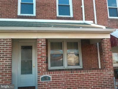 Dundalk Townhouse For Sale: 314 Sollers Point Road