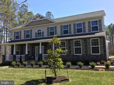 Fredericksburg Single Family Home For Sale: 137 Empress Alexandra Place