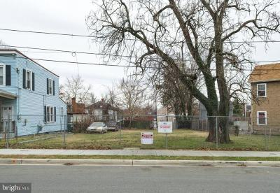 Washington Residential Lots & Land Under Contract: 4319 Kane Place NE