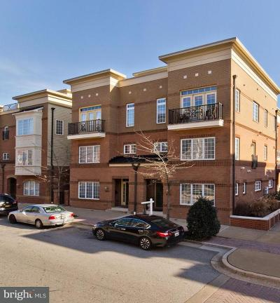 College Park Townhouse For Sale: 9621 Milestone Way #D-1