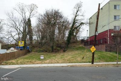 Washington Residential Lots & Land Under Contract: 1620 Galen Street SE