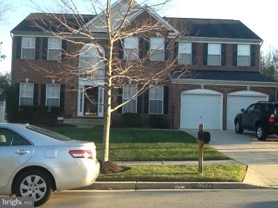 Upper Marlboro Single Family Home For Sale: 13617 Tree Leaf Court