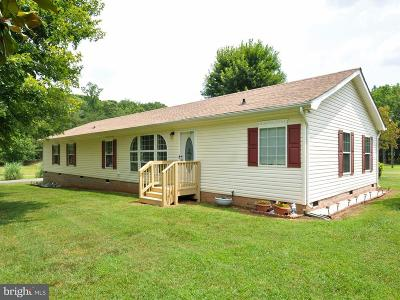 Bristow, Nokesville Single Family Home For Sale: 7591 Greenwich Road