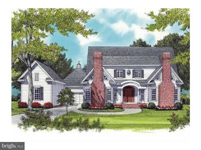 Doylestown Single Family Home For Sale: Lot 1 Pebble Hill Road