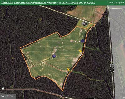 Caroline County Residential Lots & Land For Sale: Anthony Mills Road