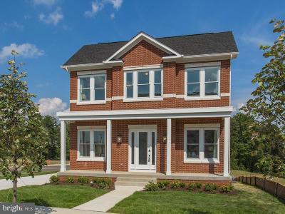 Woodbridge, Dumfries, Lorton Single Family Home For Sale: 9506 Power House Road