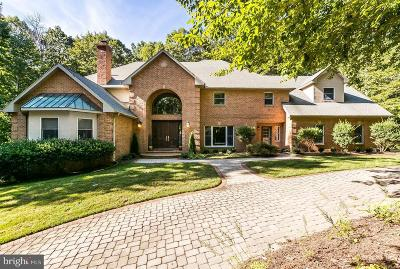 Davidsonville Single Family Home For Sale: 2415 Fox Creek Lane