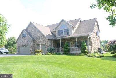 Waynesboro Single Family Home For Sale: 11638 Mentzer Gap Road
