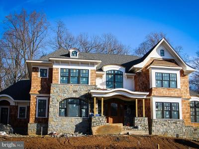 McLean Single Family Home Under Contract: 1319 Rockland Terrace