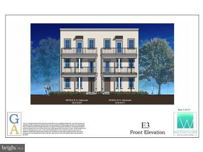 Bensalem Single Family Home For Sale: E321 Dock Street #E321