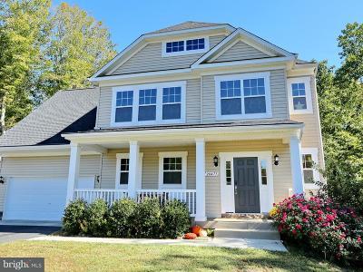 Mechanicsville Single Family Home For Sale: 28477 Ben Oaks Drive