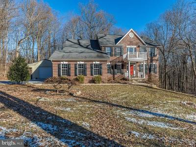 Frederick Single Family Home For Sale: 6021 Sweetwater Court