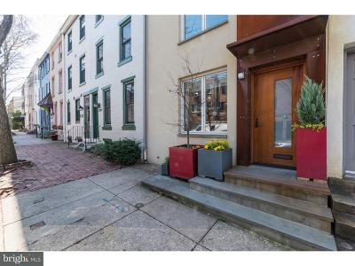 Fitler Square Townhouse For Sale: 2516 Pine Street