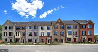 Baltimore Townhouse For Sale: 10212 Sandy Run
