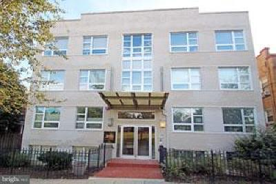 Petworth Single Family Home Under Contract: 712 Marietta Place NW #303