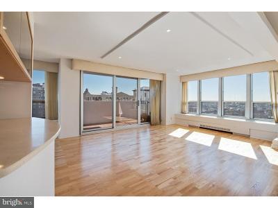 Philadelphia Single Family Home For Sale: 224-30 W Rittenhouse Square #2506