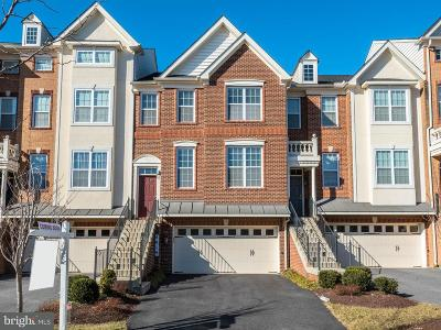 Upper Marlboro Townhouse For Sale: 4019 Ranch Road