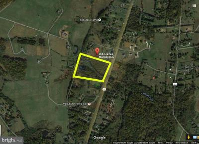 Warren Residential Lots & Land For Sale: James Madison