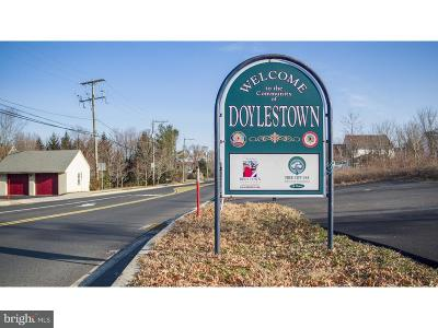 Bucks County Residential Lots & Land For Sale: 1501 Upper State Road