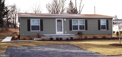 Inwood Single Family Home For Sale: 4108 Gerrardstown Road