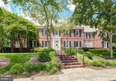 Baltimore Single Family Home For Sale: 100 Saint Albans Way