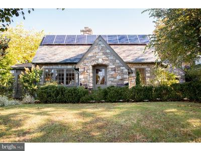 Doylestown Single Family Home For Sale: 141 Shewell Avenue