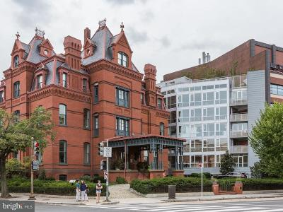 Dupont Circle Townhouse For Sale: 2002 Massachusetts Avenue NW #PENTHOUS