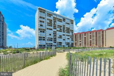Ocean City Single Family Home For Sale: 11100 Coastal Highway N #1603