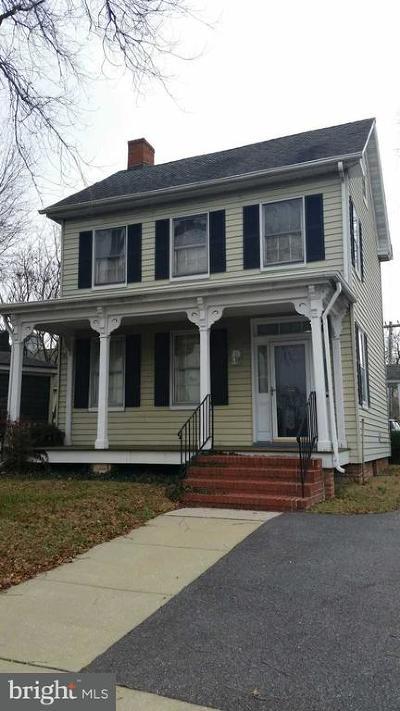 Easton Single Family Home For Sale: 140 Washington Street S