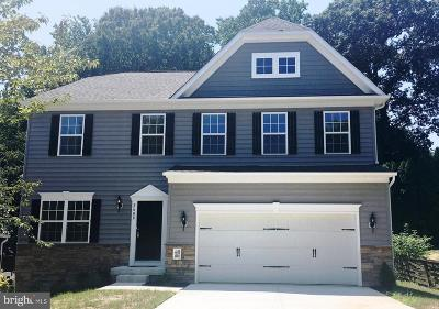 Aberdeen Single Family Home For Sale: 822 United Court