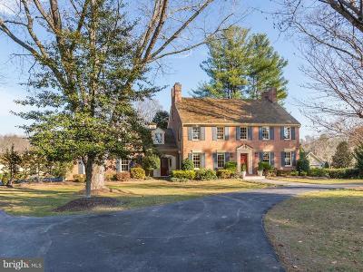 Potomac Single Family Home For Sale: 12213 Meadow Creek Court