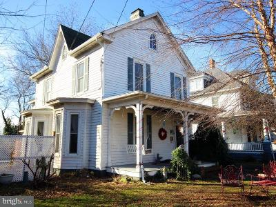 Cambridge Single Family Home For Sale: 704 Glasgow Street