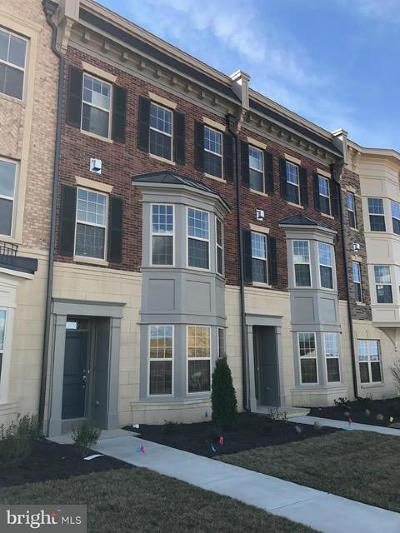 National Harbor Townhouse For Sale: Halliard Lane